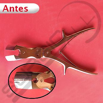 Reparación Pinza cortante para huesos modelo STILLE-LISTON