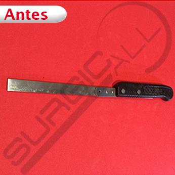 Reparación de Cuchillo para autopsias