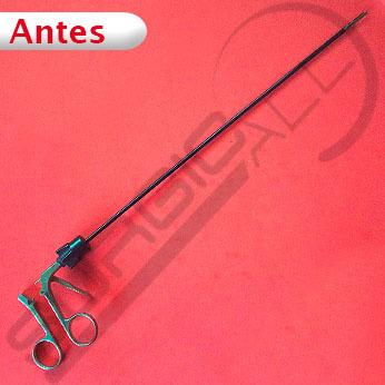 Reparación vaina Cito-ureteroscopio