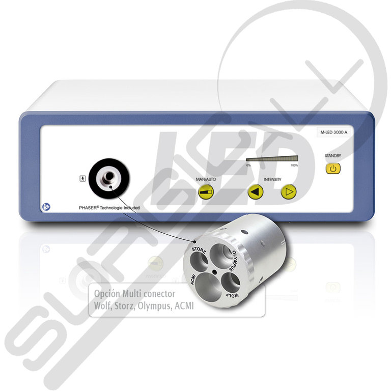 Fuente de luz de led surgicall - Luz de vida productos ecologicos ...