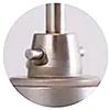 Conector para ópticas rígidas