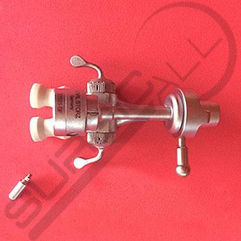 REPARACIÓN Sistema de Grifos fabricación palanca de cierre